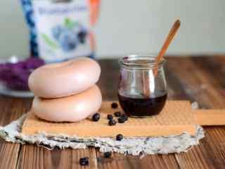 美味下午茶面包甜点图片高清桌面壁纸