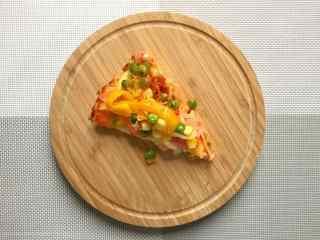 披萨创意摆盘图片高清桌面壁纸