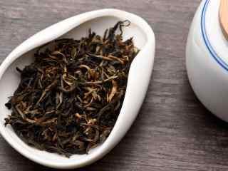 茶文化—浓郁飘香的茶叶桌面壁纸
