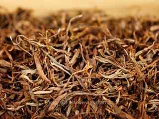 茶文化—金骏眉红茶茶叶桌面壁纸