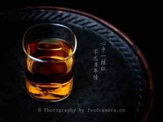 茶文化—一杯醇香的红茶桌面壁纸