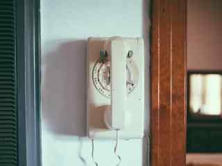 怀念旧时光复古旧物电话高清壁纸