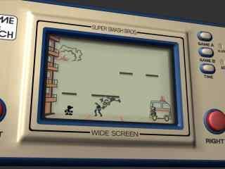 怀念旧时光复古旧物游戏机高清壁纸
