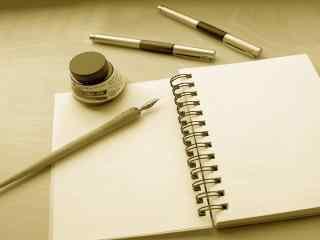 无言的信小清新桌面壁纸