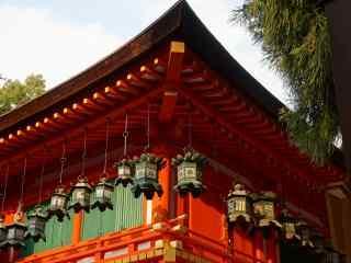 奈良春日大社寺庙