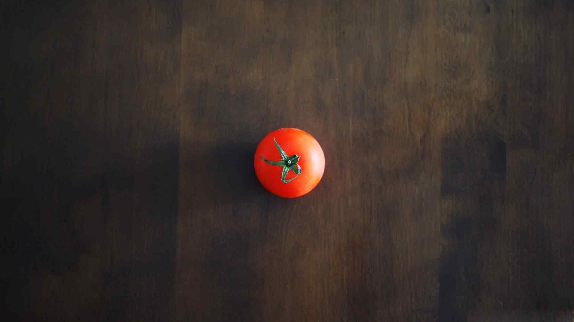 小清新西红柿静物写真壁纸_静物壁纸