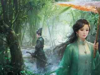 绣春刀修罗战场手绘沈炼北斋壁纸