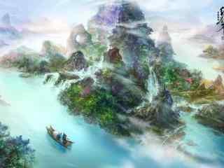 绣春刀修罗战场唯美手绘壁纸