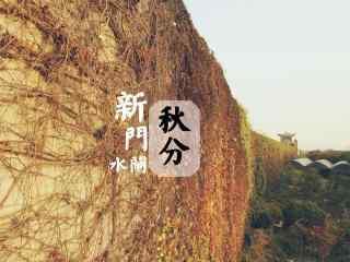 二十四节气之秋分风景图片