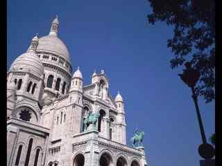 巴黎拜占庭建筑风