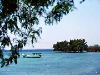 巴厘岛碧蓝海景创