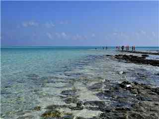 美丽西沙群岛旅游