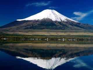 日本著名景点富士