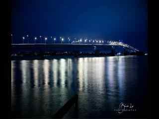 夜景新西兰北岛风
