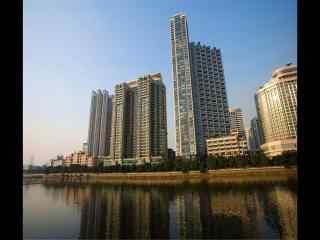 羊城广州城市雄伟