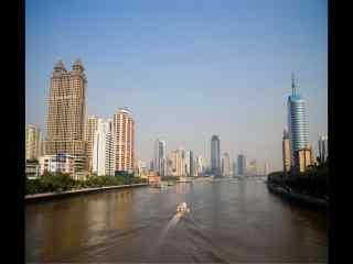 羊城广州城市风景
