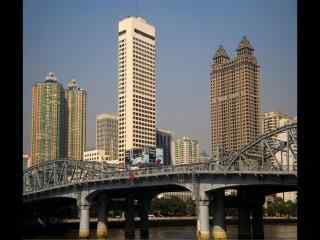 羊城广州城市优美