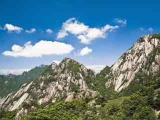 中国著名旅游景点黄山桌面壁纸