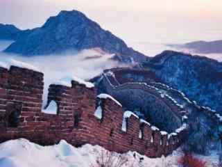 高清长城风景壁纸