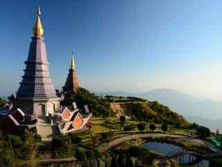 泰国因他农山国家公园风景桌面壁纸(10辑)_1920x1200高清壁纸下载
