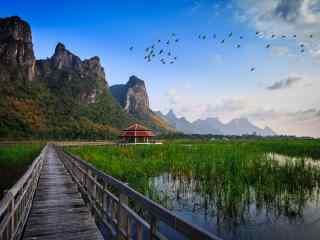 泰国因他农山国家