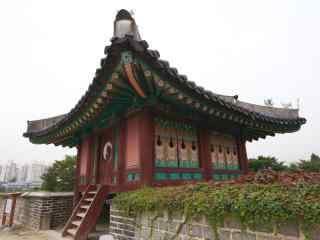 韩国古典宫殿桌面壁纸第三辑