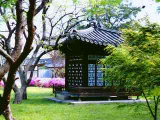 韩国古典宫殿桌面壁纸第二辑