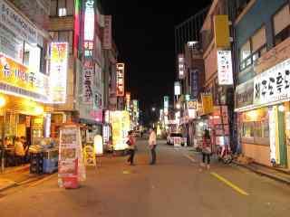 韩国风景之首尔街头掠影第三辑