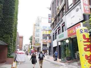 韩国风景之首尔街头掠影第二辑