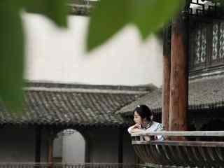 中国五大文艺之都乌镇与江南女子