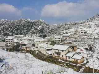 中国五大文艺之都雪拥景德镇