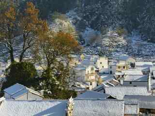 中国五大文艺之都冬含秋色的景德镇