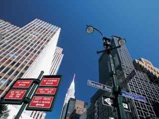 纽约城市风光高清桌面壁纸(九)