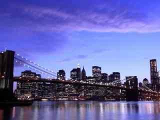 纽约城市风光高清桌面壁纸(七)