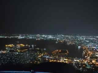 函馆百万夜景北海道风光桌面壁纸第6