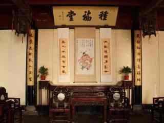 西塘古镇景点之种福堂桌面壁纸