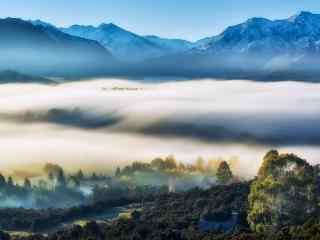 新西兰唯美风景壁纸