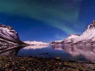 梦幻的挪威峡湾风