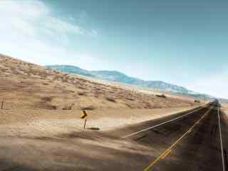 美国66号公路自驾游风景桌面壁纸