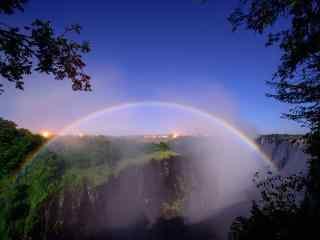 美丽彩虹桌面壁纸