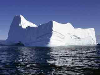 北极风光之冰山风景图片桌面壁纸