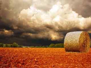 个性创意的农场风景图片壁纸