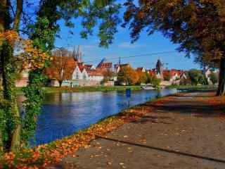 德国风景图片高清桌面壁纸