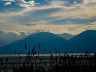洱海唯美风景图片高清桌面壁纸
