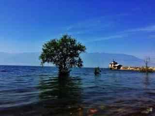 洱海唯美风景图片桌面壁纸