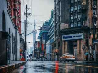 上海:老街与现代城市的融合