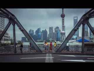 上海:摄影师镜头下静谧的城市风情