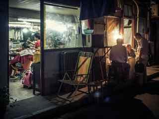 上海:老上海小弄堂人文风情图片