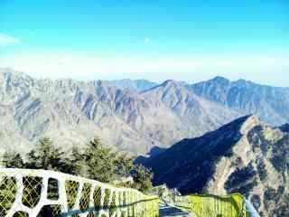 贺兰山唯美风光图片