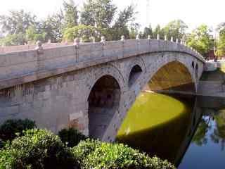 赵州桥高清图片壁纸